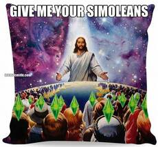 GIVE ME YOUR SIMOLEANS